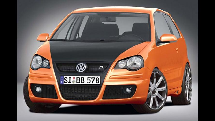 Der Hammer: B&B powert den VW Polo GTI auf 300 PS
