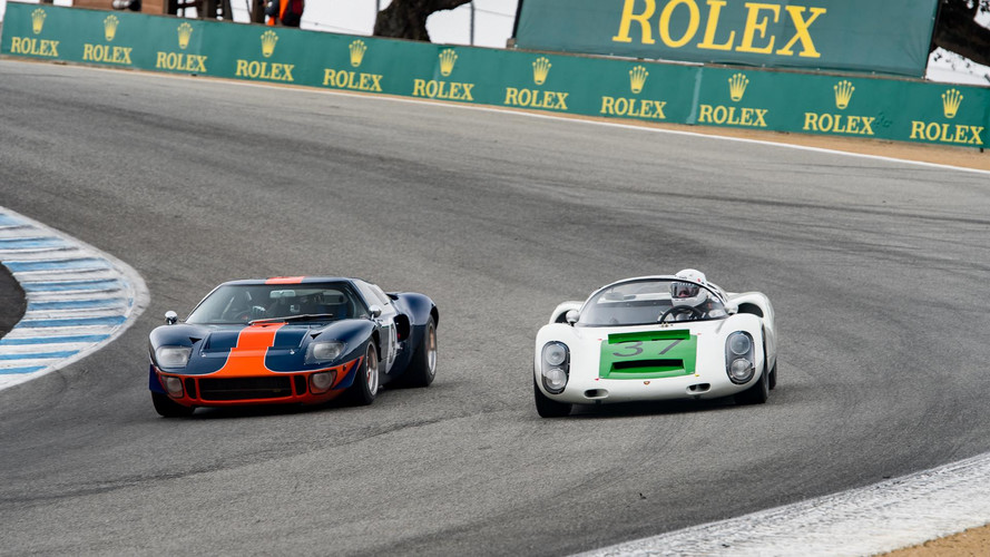 Experience The Rolex Monterey Motorsports Reunion In 76 Photos