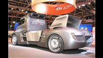 Truckster auf Ducato-Basis