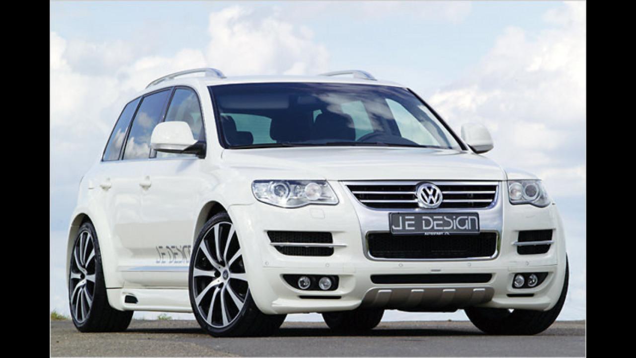 VW Touareg von JE Design