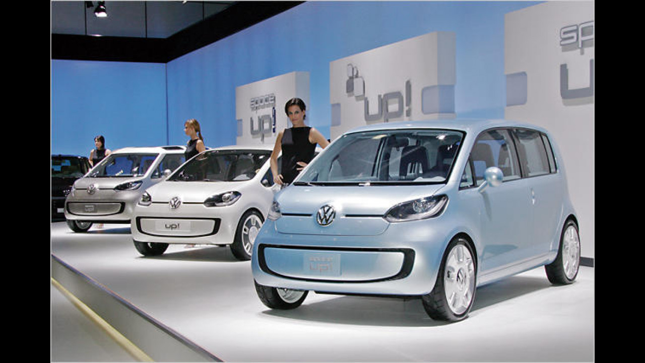 VW Up!-Familie