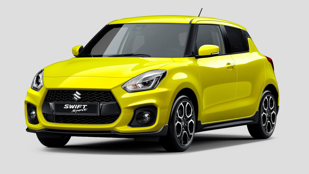 Suzuki Swift Sport 2017