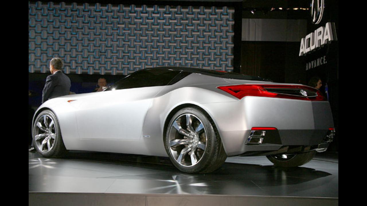 Acura Advance Sports Car Concept