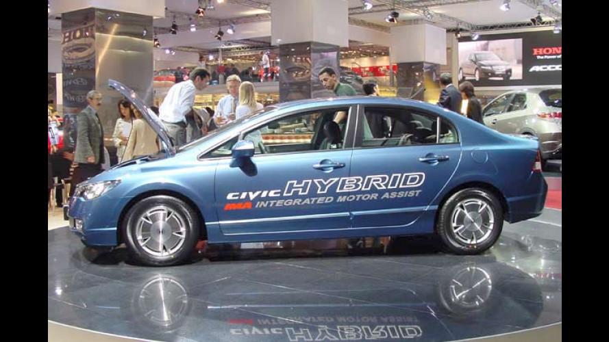 IAA 2005: Die Neuheiten der Hersteller aus Asien und den USA