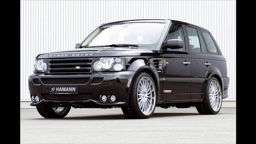 Hamann: Mehr Sportlichkeit für den Range Rover Sport