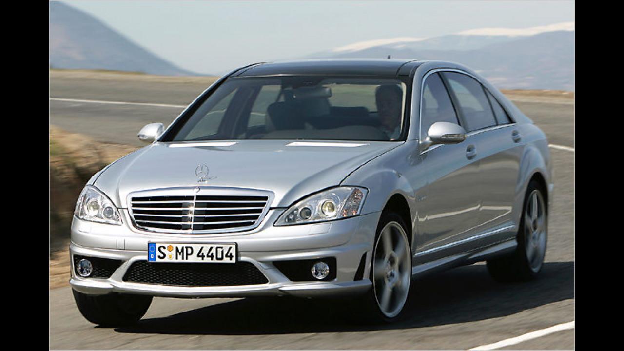 2006: S 65 AMG