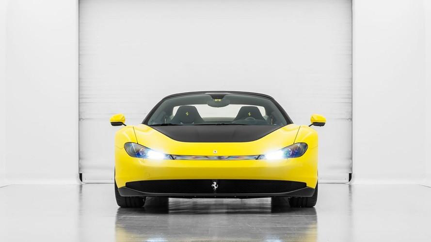 6.1 millió dollárért vihető a mindössze hat példányban létező Ferrari Sergio egyike