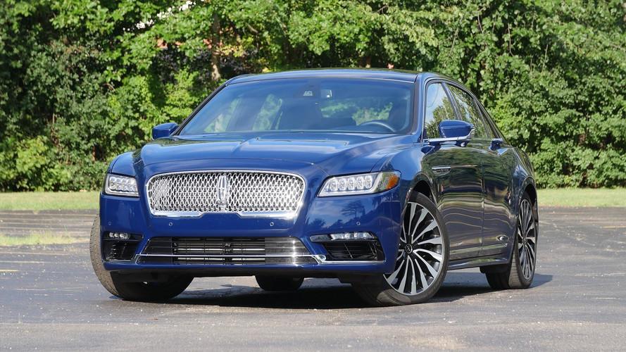 Lincoln Continental Jadi Akhir Perjalanan Mobil Sedan Milik Ford
