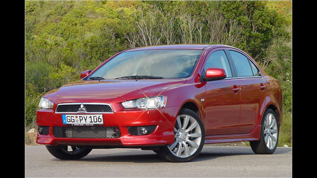 Alternative: Mitsubishi Lancer 2.0 DI-D