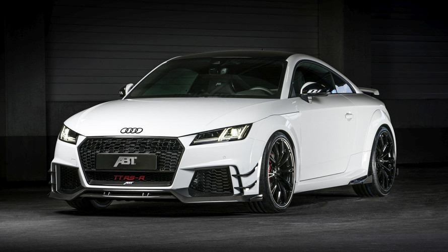 ABT Modifiyeli Audi TT RS-R
