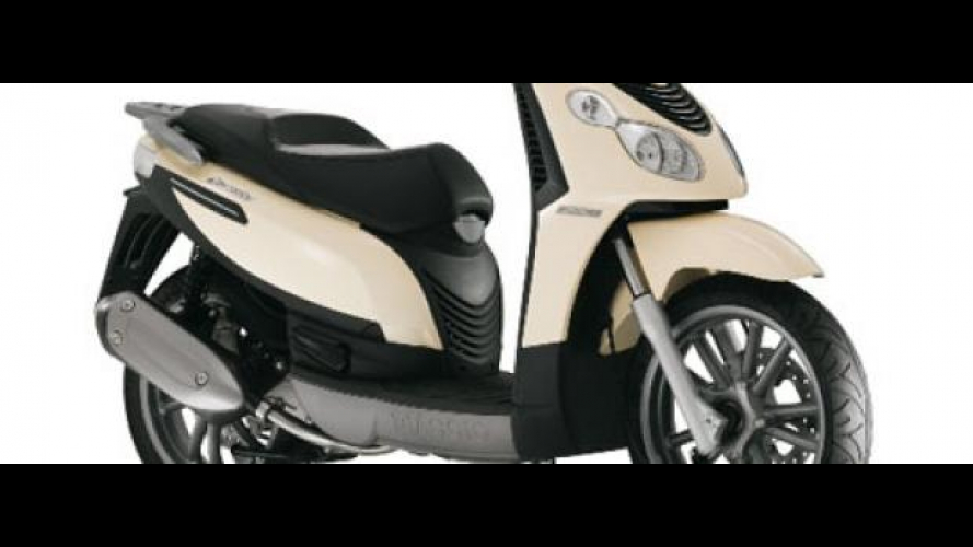 Piaggio Carnaby - TEST