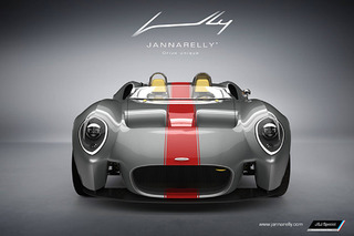 designer of 34 million lykan supercar to build 55000 retro sports car
