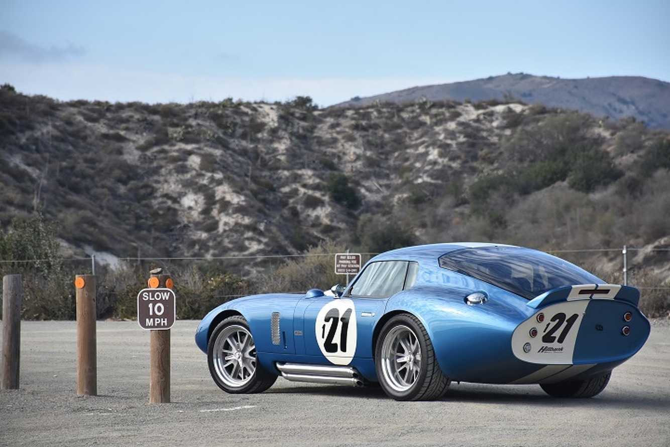 Superformance Shelby Daytona Coupe Reviews