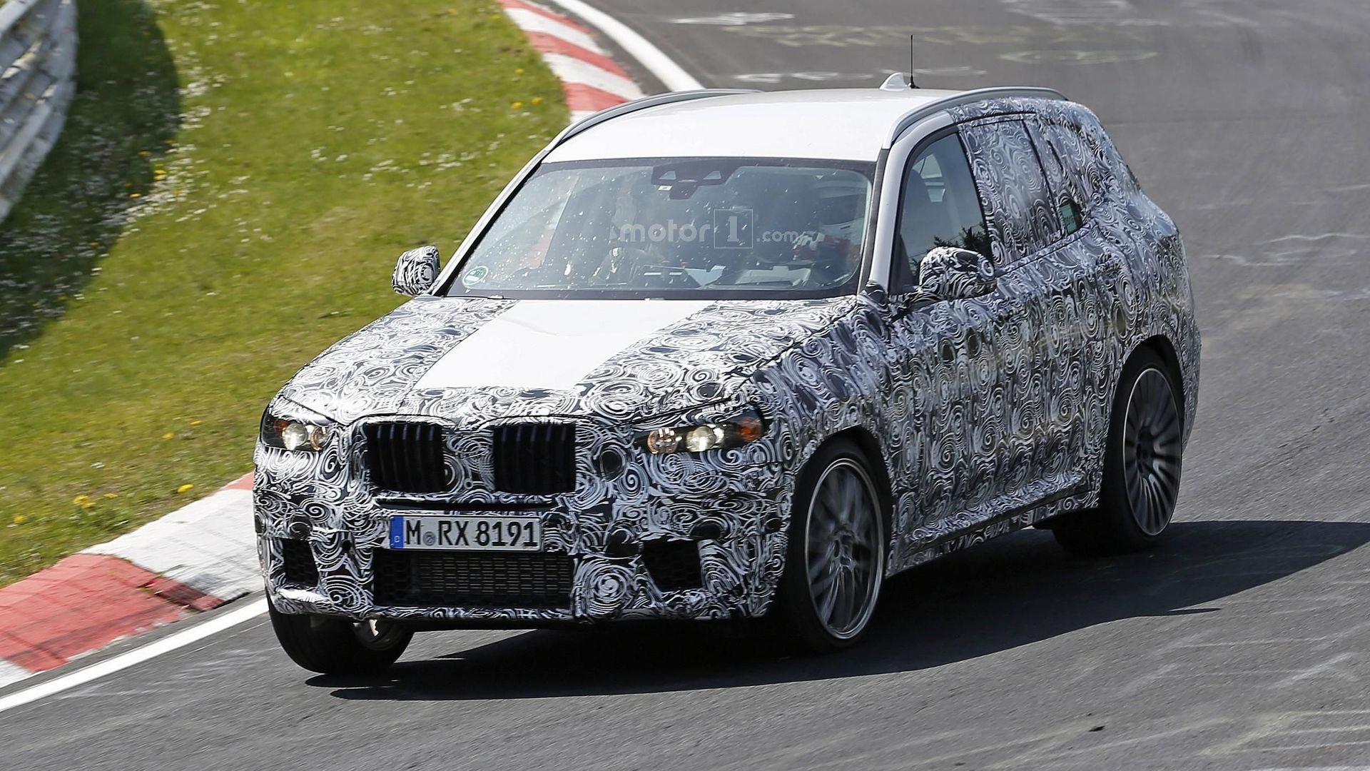2018 BMW X3 G01 New Spy Shots And Official Release Date >> 2018 Bmw X3 M Hits The Nurburgring For Intense Tests