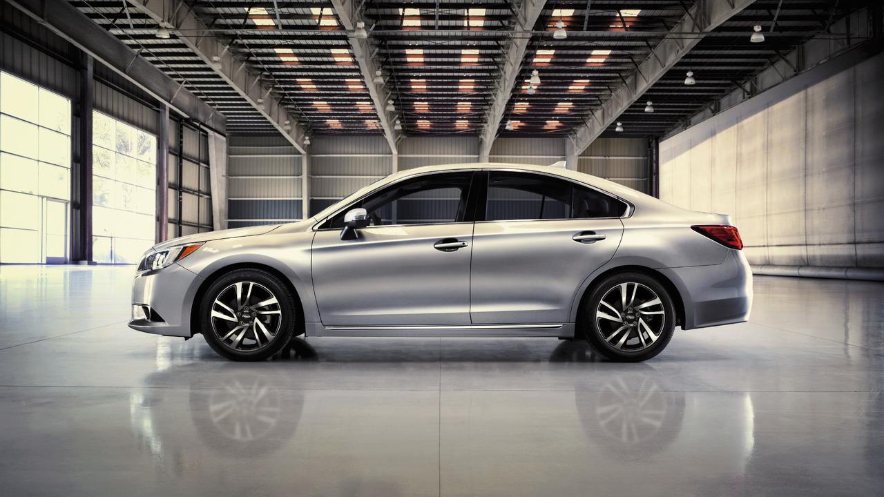 2017 Subaru Legacy Sport