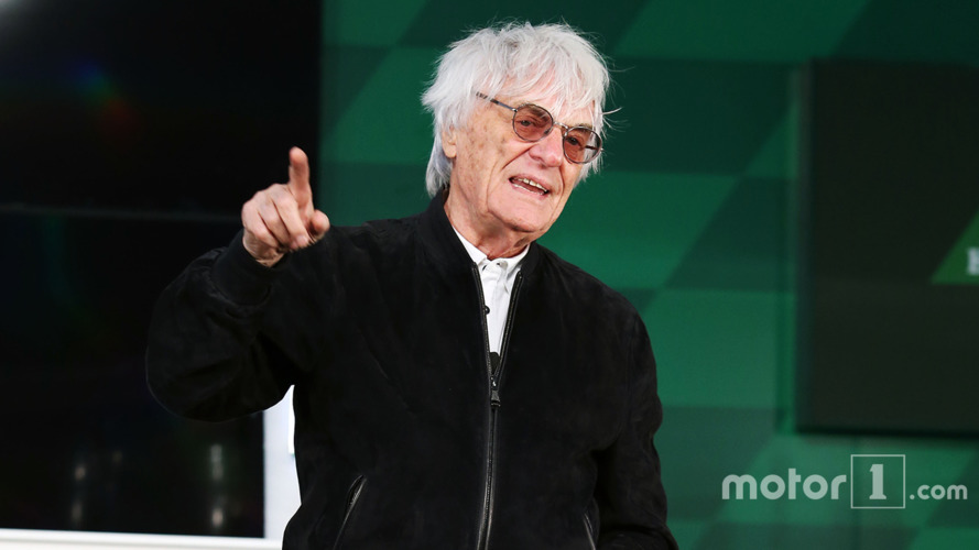 F1 needs three people to replace Ecclestone