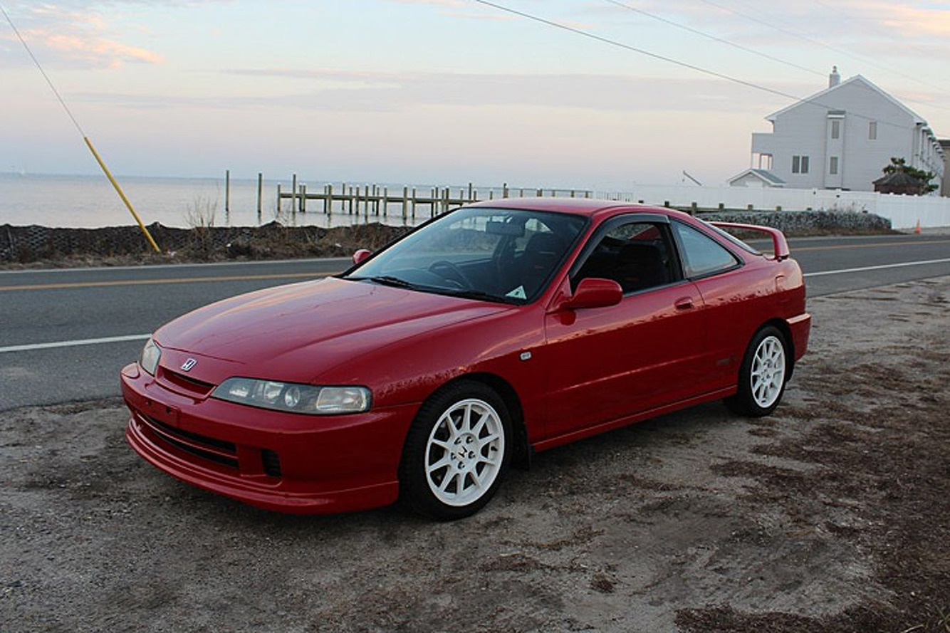 Reasons You Need An Acura Integra Type R - Acura integra dc2 type r