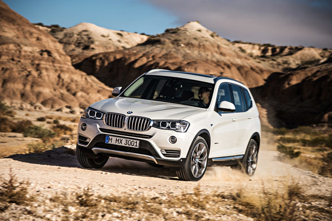 Next BMW X3 Could Add M Edition, Plug-in Hybrid