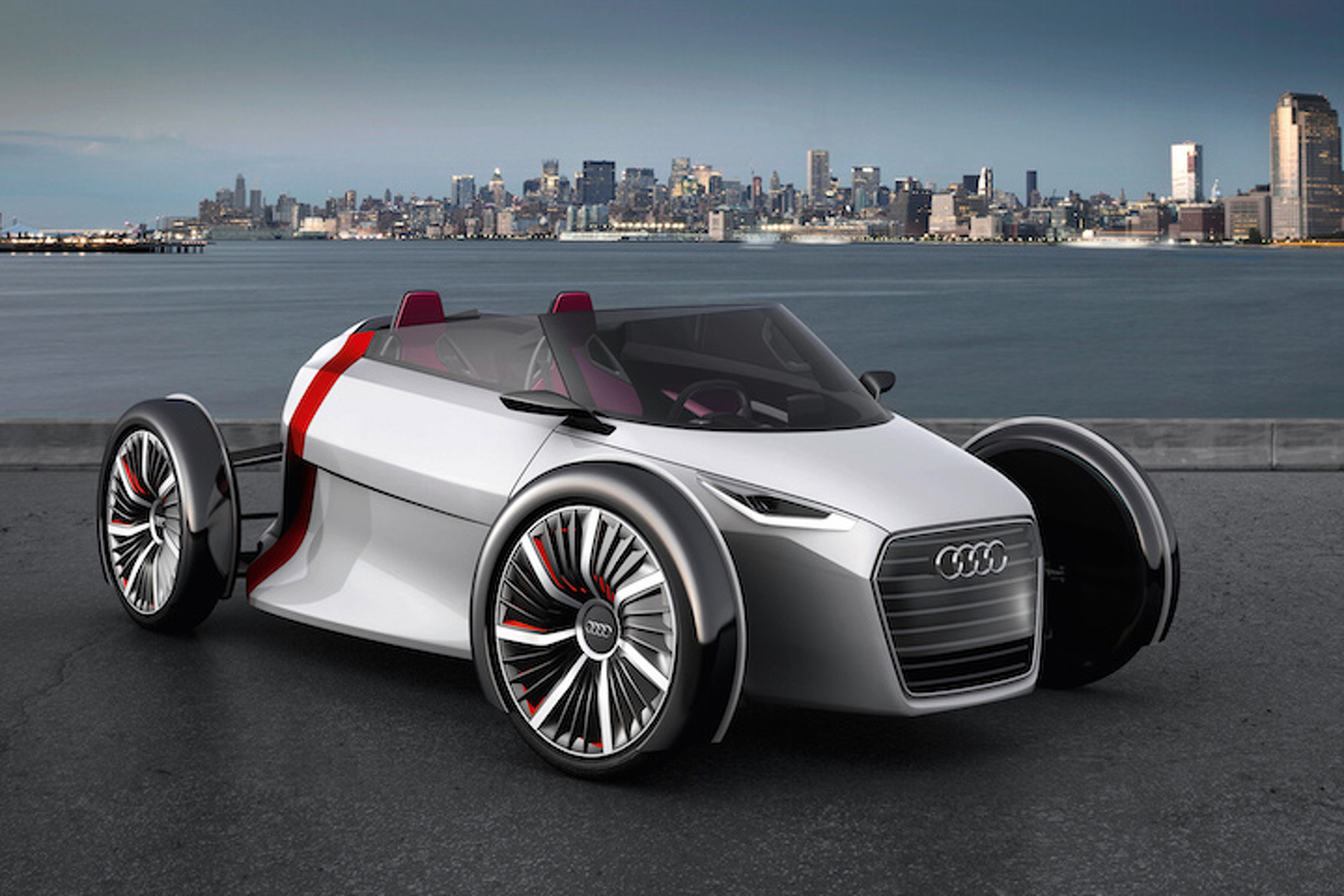 The Strangest Audi Concept Cars Ever Built - Audi concept