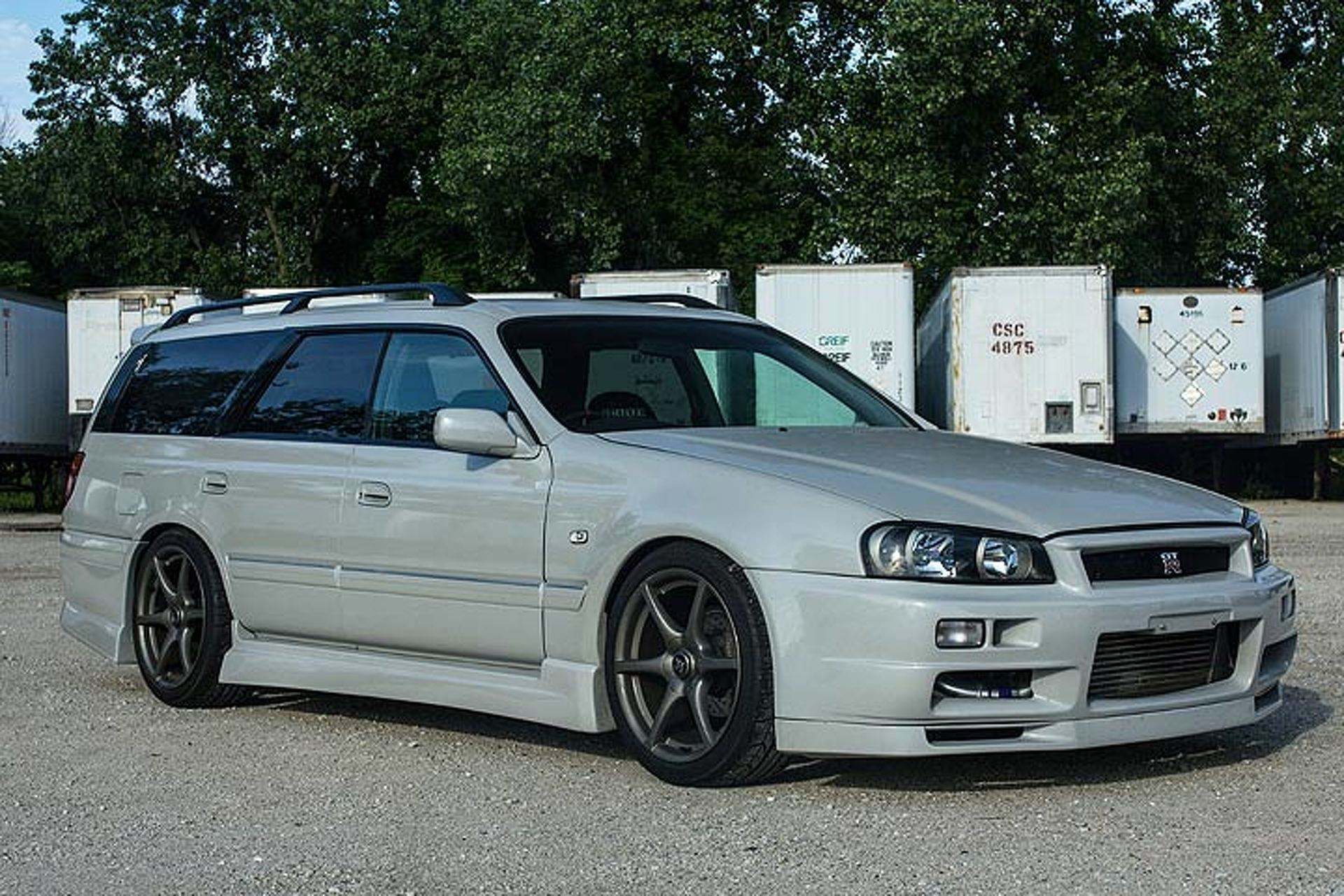 Nissan Gtr R34 For Sale >> It S Real This Nissan Gt R Wagon Is Wild And For Sale In The Usa