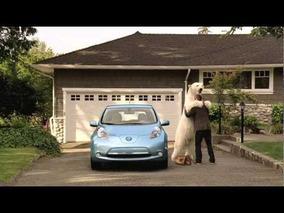 Nissan Leaf: Polar Bear Commercial
