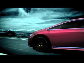 2012 Toyota NS4 Advanced Plug-in Hybrid Concept Promo