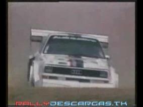 rallye 1987 Pikes Peak International Hillclimb Audi Sport quattro S1-Walter Rohr