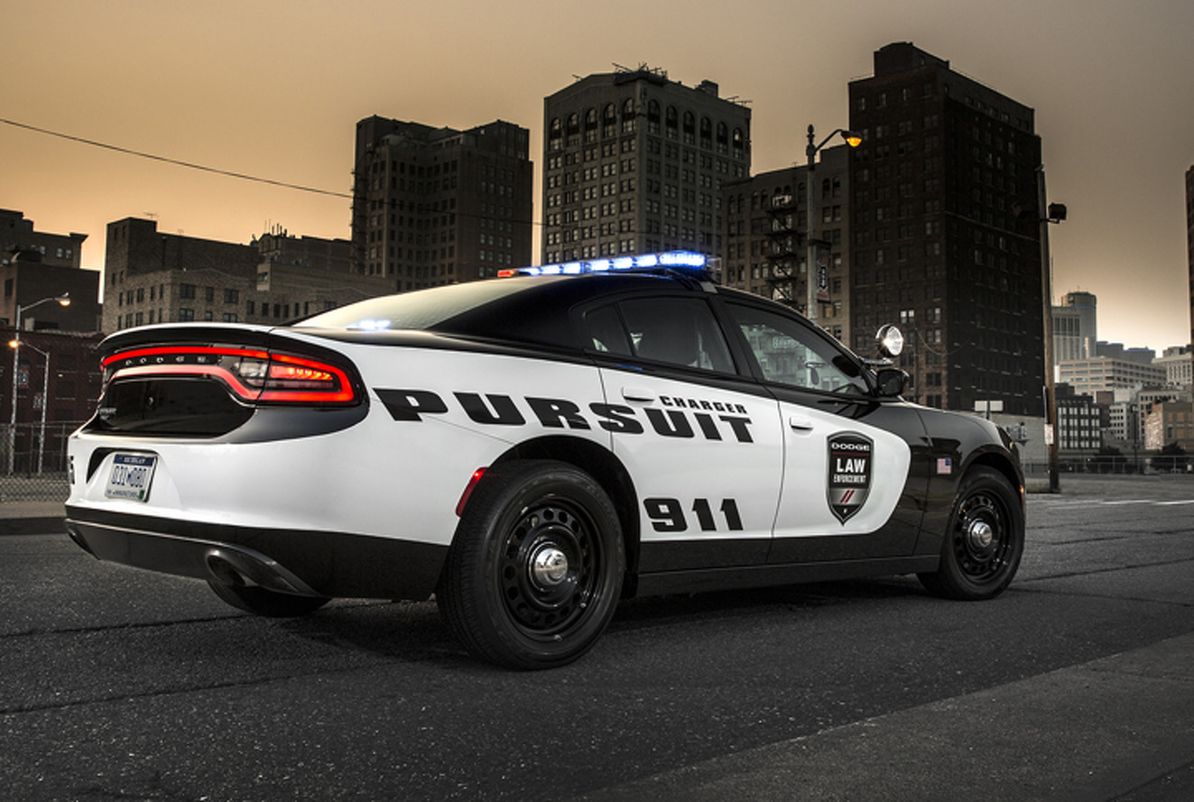 RHD-converted Dodge Charger Pursuit ready for duty in Australia