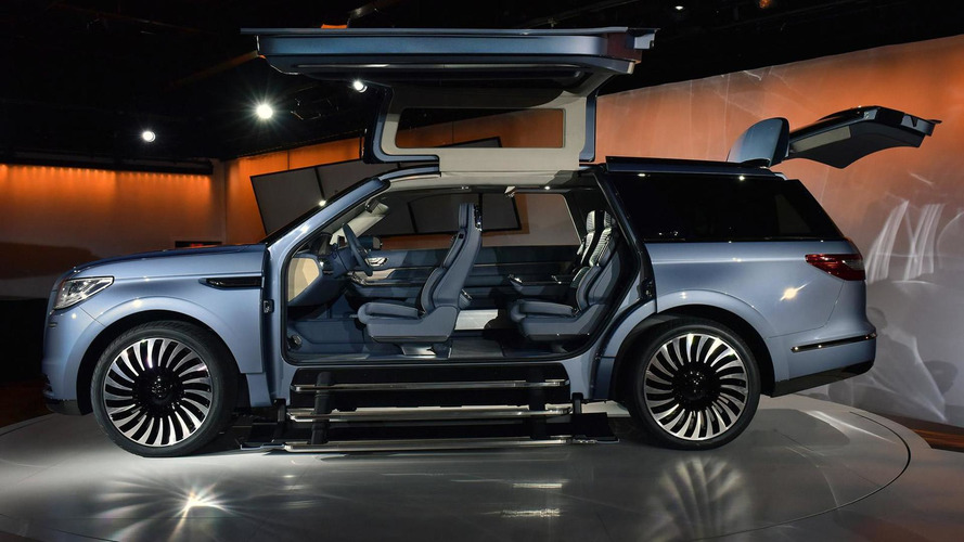 Concept Cars Lincoln News And Trends Motor1 Com