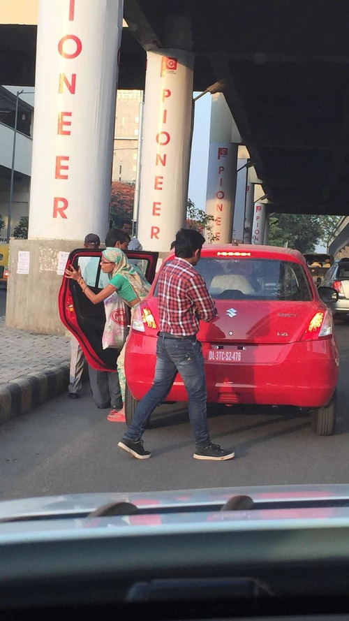Maruti Suzuki dealership in India uses brand new customer car as taxi before delivery
