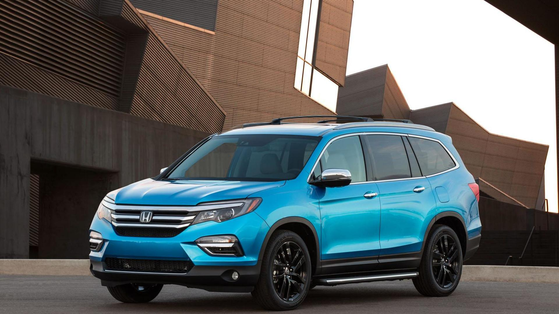 Honda Pilot Accessories >> 2016 Honda Pilot To Be Offered With An Assortment Of Styling
