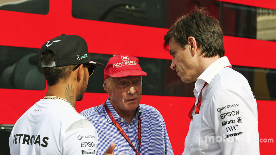 Doctors satisfied with Lauda progress after lung transplant
