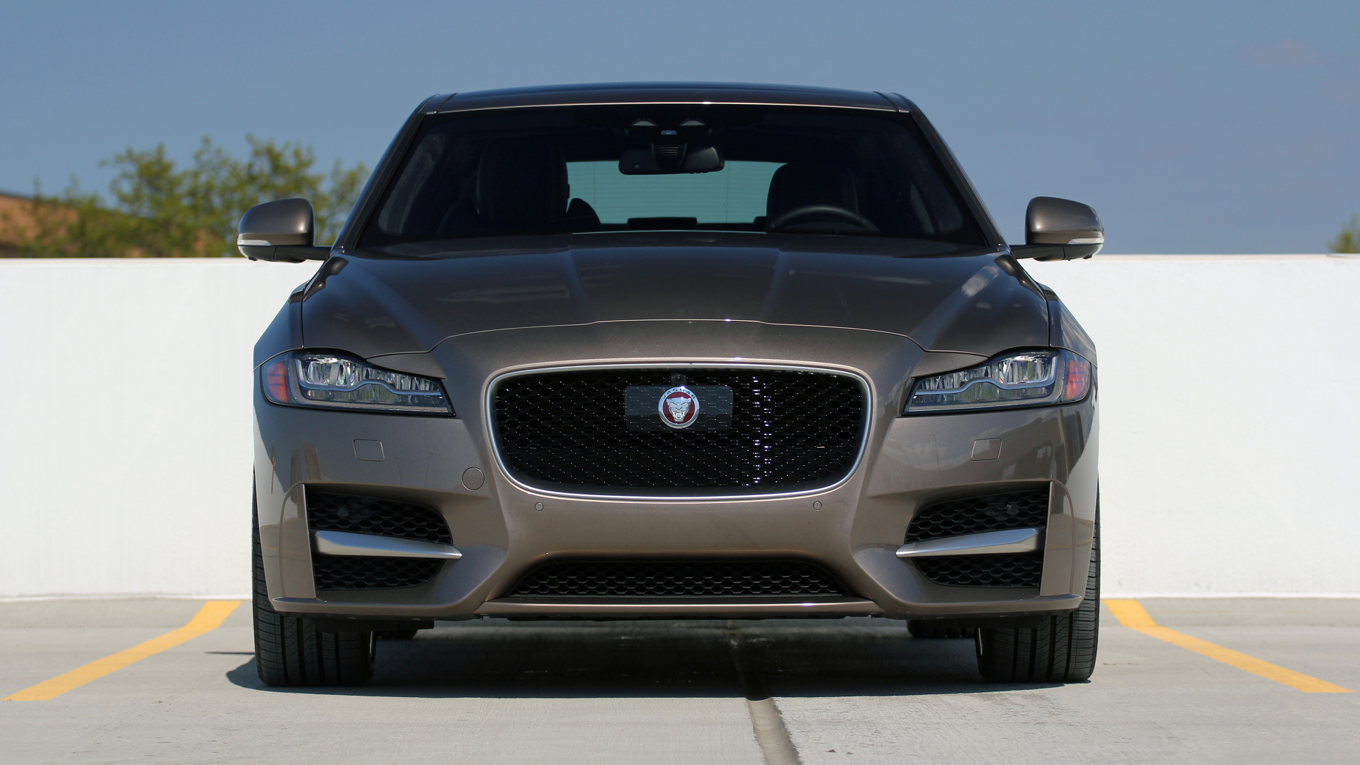 review: 2016 jaguar xf 35t