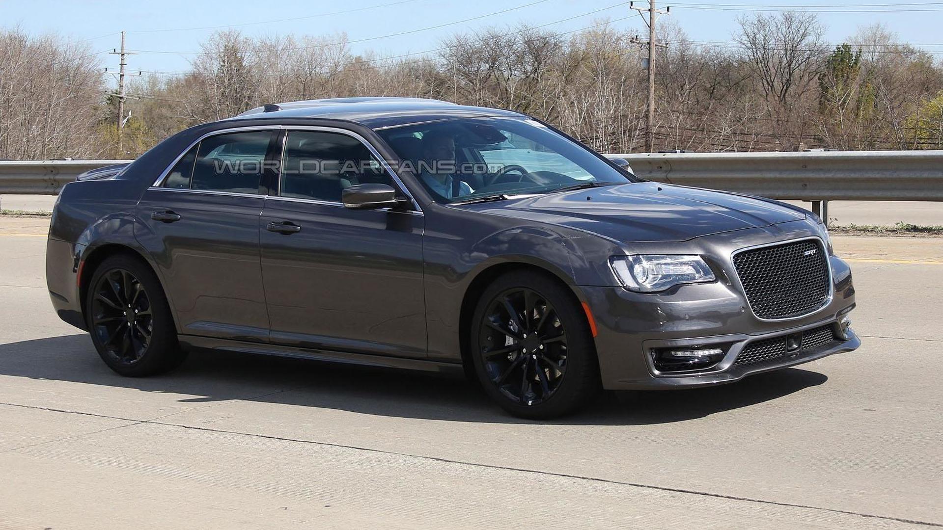 Chrysler 300srt >> 2016 Chrysler 300 Srt Not Coming To United States