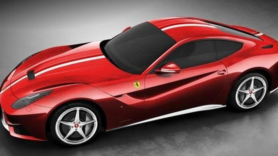 One-off Ferrari F12 celebrates Singapore's 50th anniversary of independence