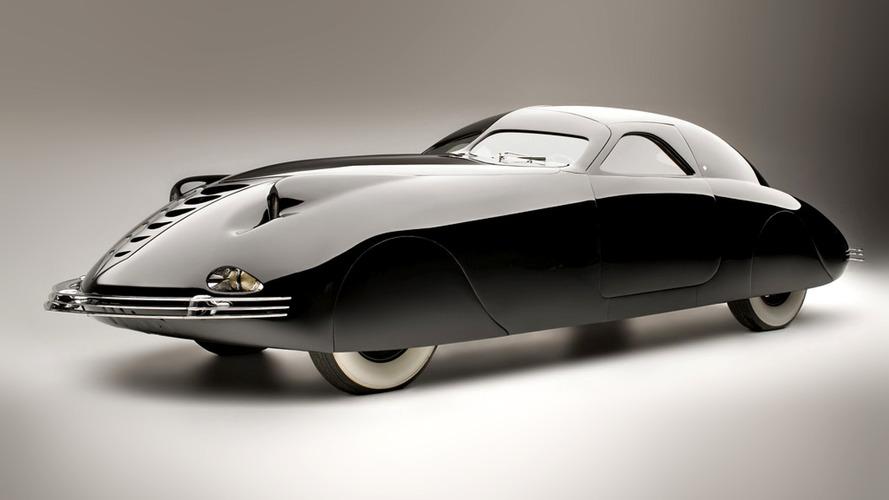 1938 Phantom Corsair: забытые концепт-кары