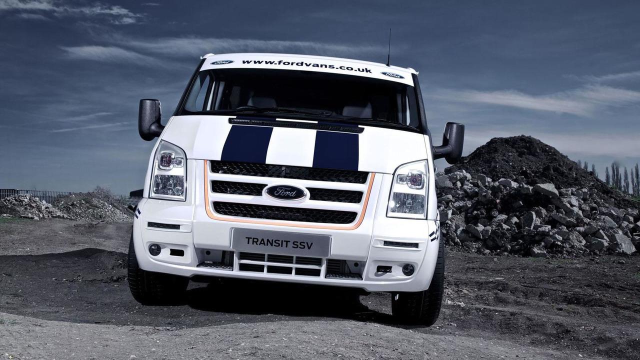 Ford Transit SSV - 12.4.2011