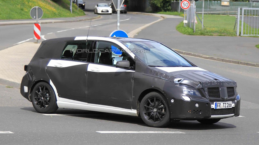 Next-Gen Mercedes B-Class to spawn coupe, crossover, EV & sedan?