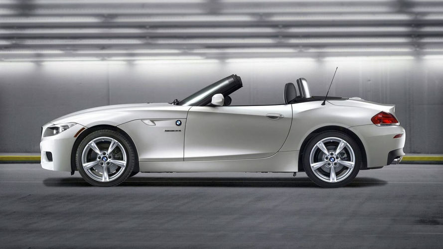 BMW Z4 M Sport package