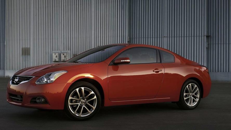 Nissan kills the Altima Coupe