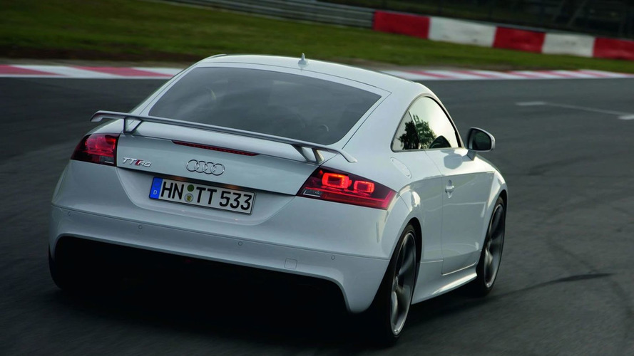 Audi TT-RS pricing announced (US)