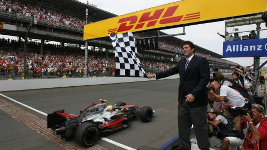 Tony George eyes new venue for US GP return