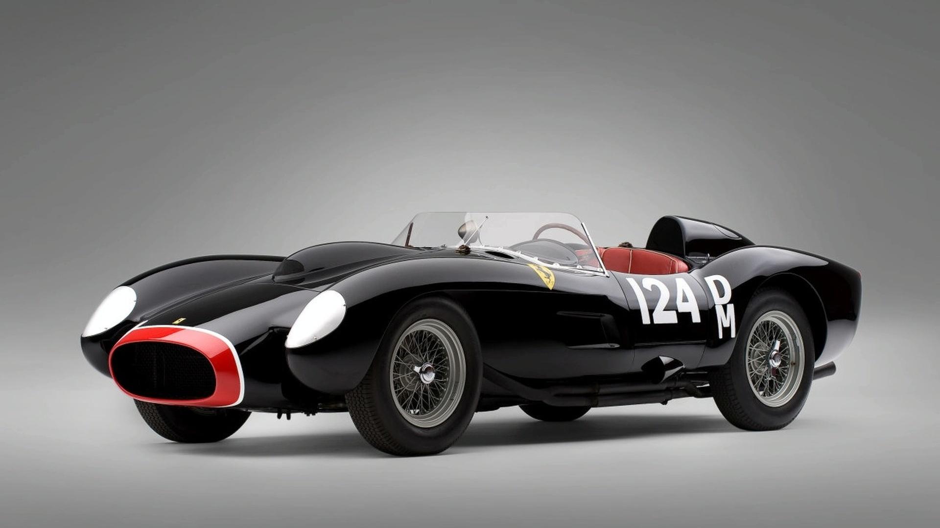 1957 Ferrari 250 Testa Rossa Sells For 12million At Auction Breaks World Record