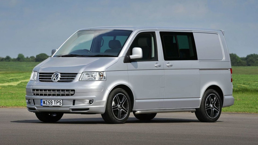 VW Transporter Sportline Limited Edition X for UK