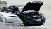 2008 Mercedes-Benz C-Class Spy Photos