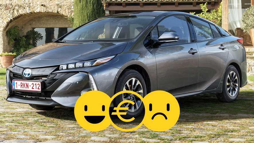Promozione Toyota Prius Plug-in, perché conviene e perché no