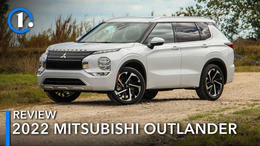 2022 Mitsubishi Outlander First Drive Review: Uncharted Territory