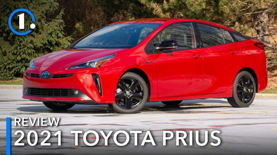 2021 Toyota Prius Review: Fading Fuel Sipper
