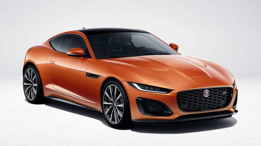 Jaguar пообещал россиянам 450-сильный F-Type R-Dynamic Black