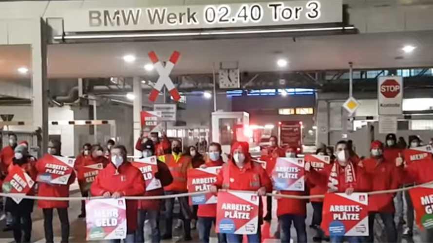 Primo sciopero in Germania. Un nuovo problema per l'automotive?